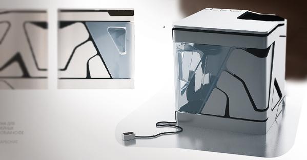 充分利用空间的创意咖啡机(五)