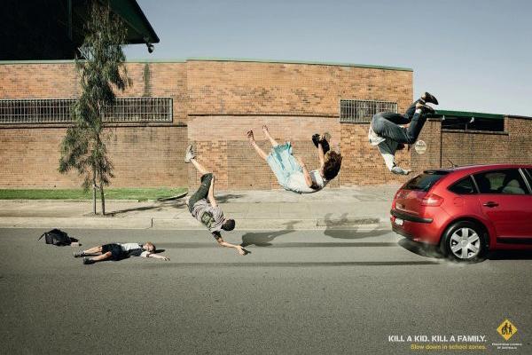创意广告 注意行使安全