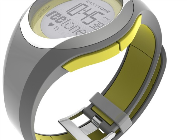 时尚给力的心率监视腕表