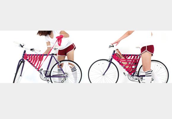 为自行车设计的一款贴心带(二)