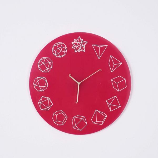 HO 几何表盘时钟(三)