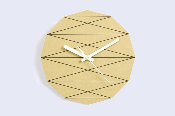 几何元素的时钟
