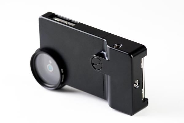 iPhone 单反镜头转接环(四)