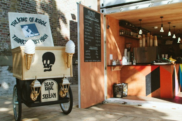 十分惬意的MVMNT咖啡厅(六)