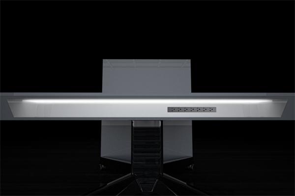 可移动的小型概念会议桌(三)