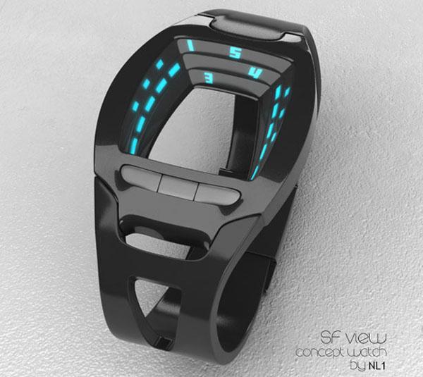 SF 科幻的概念手表(三)