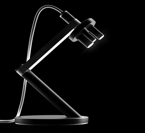造型超级赞的LED桌面灯(二)