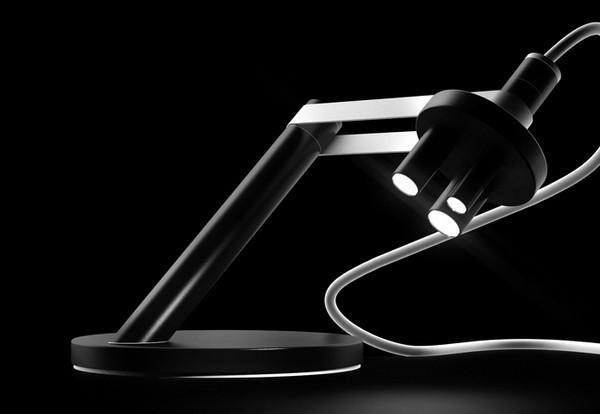 造型超级赞的LED桌面灯(三)