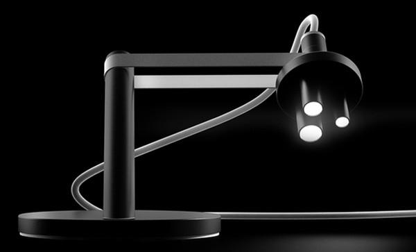 造型超级赞的LED桌面灯(四)