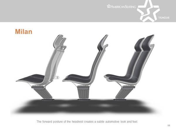 造型优雅的公共座椅(三)