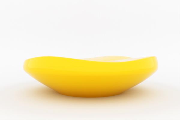 色彩变换的加湿器黄色