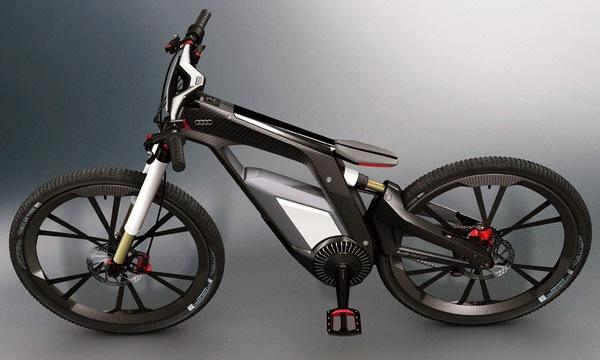 奥迪概念碳纤维自行车(五)