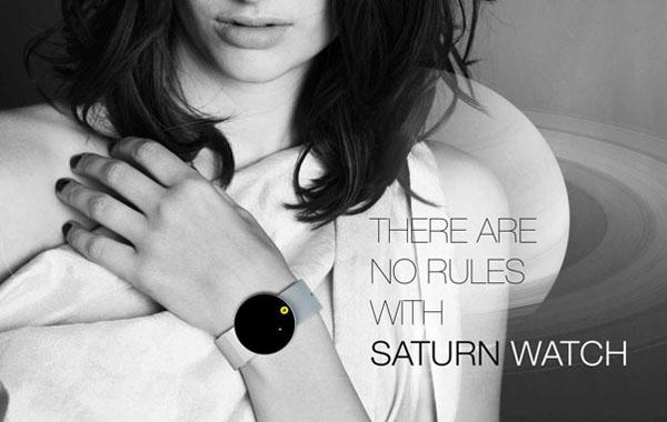 土星手表(五)