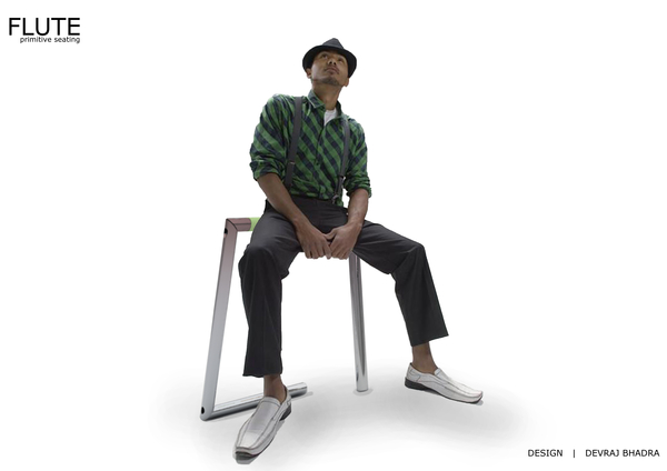 像长笛一样的便携座位棒(三)