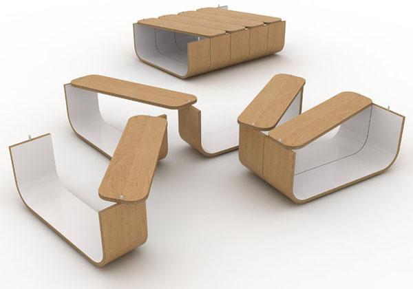 UMYD 模块化桌子