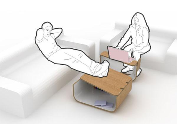 UMYD 模块化桌子(七)