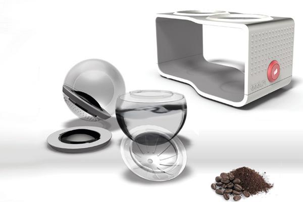 咖啡与茶的冲泡器(二)