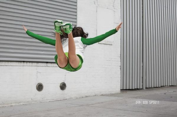 Nike广告中的漂浮(二)