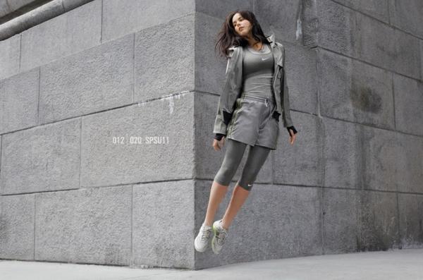 Nike广告中的漂浮(五)