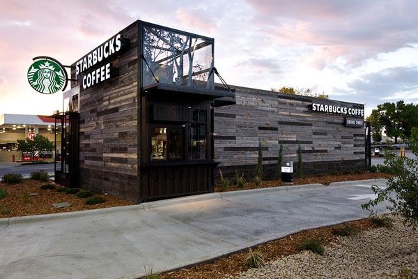 星巴克可移动式咖啡店(四)