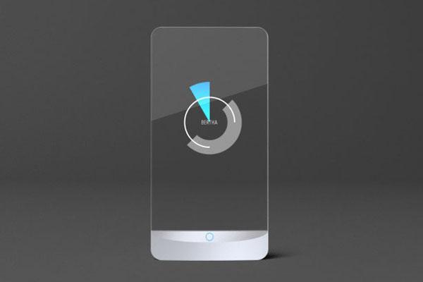 Ursla Bertha 概念手机(三)