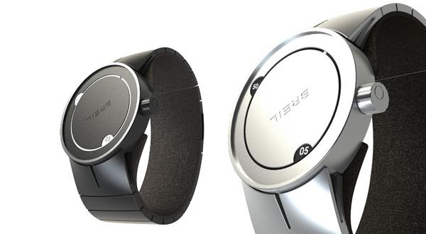 超级时尚给力的手表
