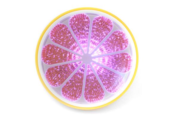 温馨橙子灯细节