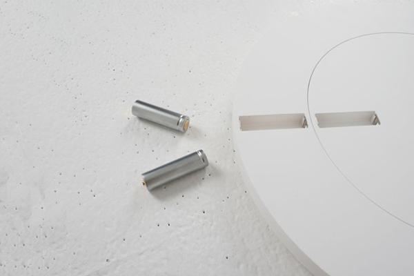 Front&Back 电池指针时钟(三)