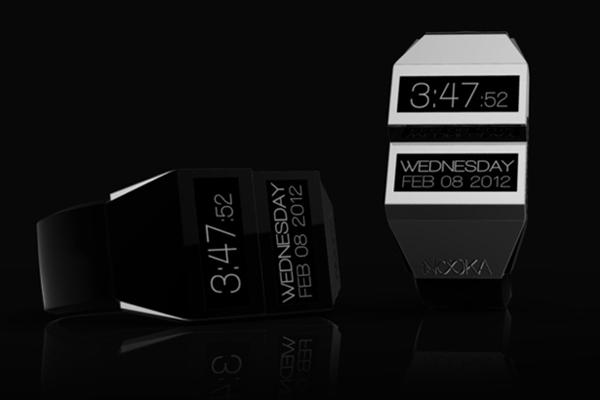 诺基亚创意手表