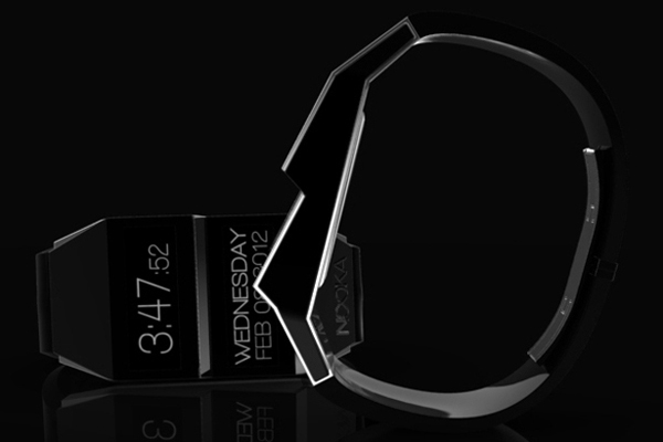 诺基亚创意手表设计