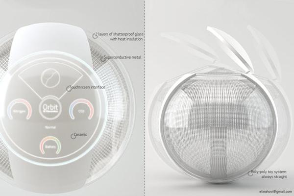 Electrolux 概念洗衣机(四)