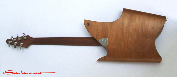 超酷叶片形状的吉他(四)