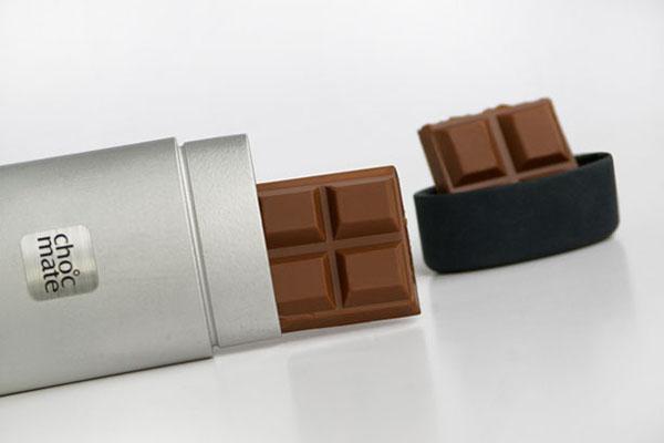 移动吉祥号存放巧克力的保温容器-玩意儿