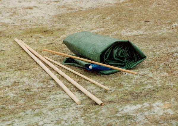 难民营实用帐篷(二)