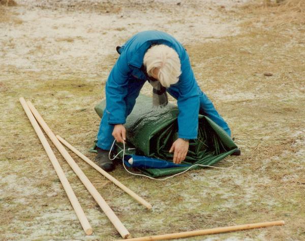 难民营实用帐篷(五)