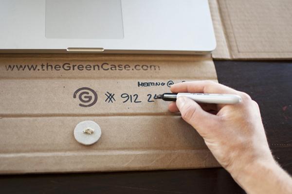 GreenCase 电脑防护包装(三)