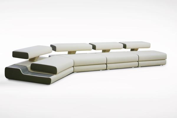 Lincoln 商务家居多功能型沙发