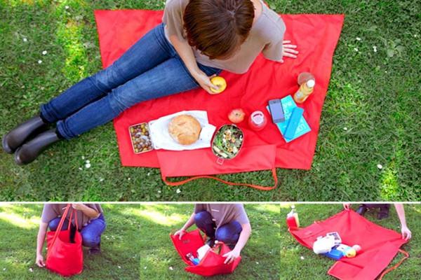 让你可以随时随地野餐的包包(四)