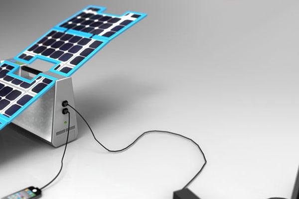 Volta 移动太阳能电源(二)