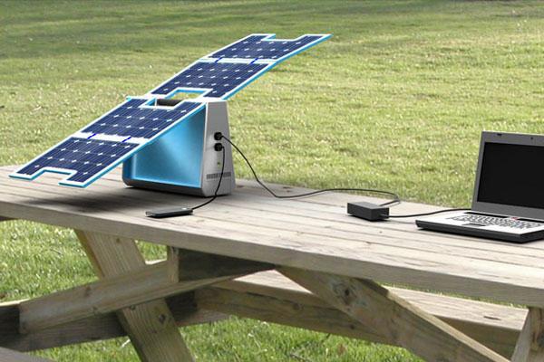 Volta 移动太阳能电源(三)
