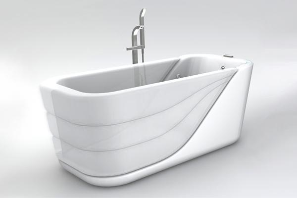 Inflatable 安全浴缸(二)