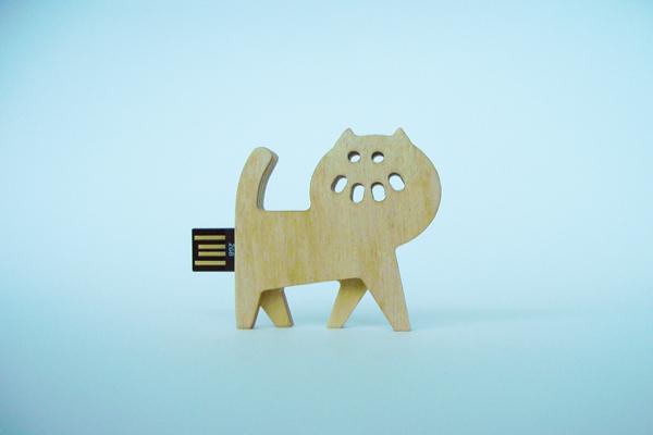 各种动物形状的闪存卡(二)