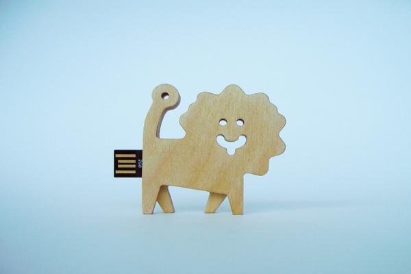 各种动物形状的闪存卡(三)