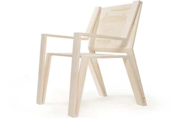 外形非常炫酷的可搭配颜色的椅子