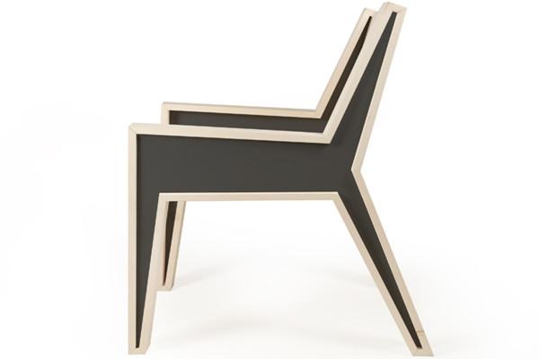 外形非常炫酷的可搭配颜色的椅子(二)