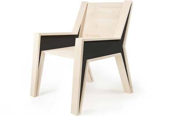 外形非常炫酷的可搭配颜色的椅子(三)