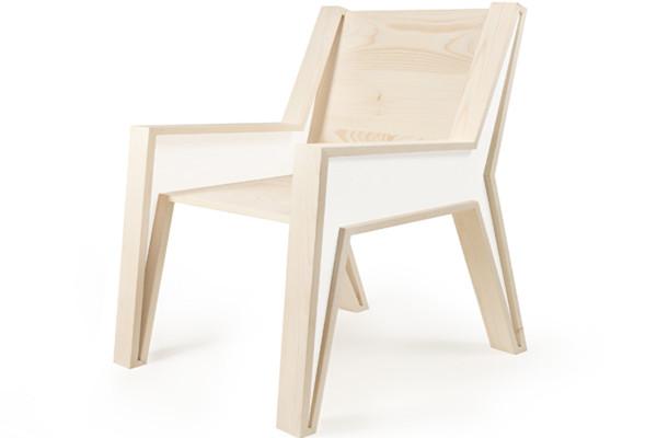 外形非常炫酷的可搭配颜色的椅子(五)