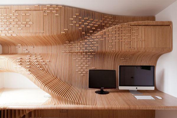 切尔西办公空间设计