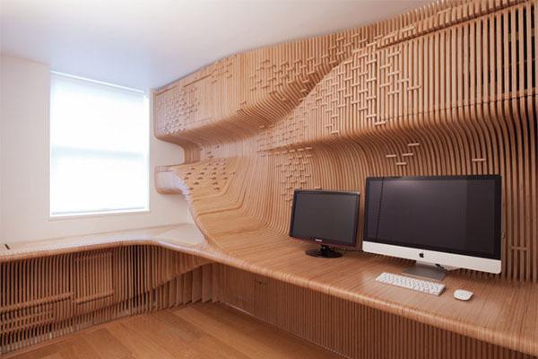切尔西办公空间设计(二)