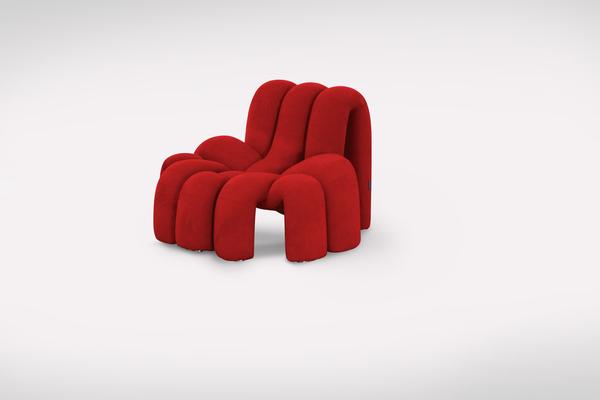 蜘蛛造型的柔软沙发(五)
